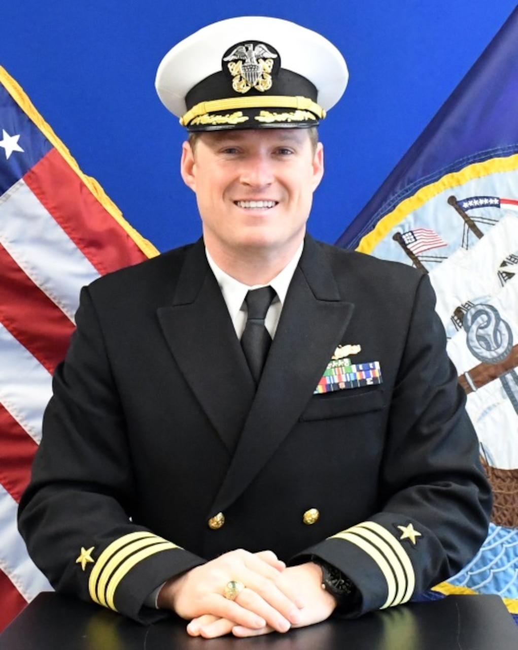 Commander Spike Lamson