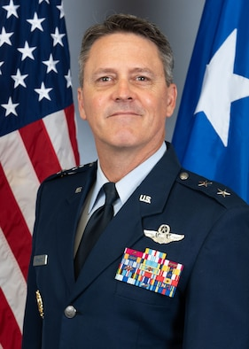 This is the official portrait of Maj. Gen. Jason R. Armagost.