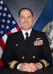 Rear Admiral Daniel P. Martin
