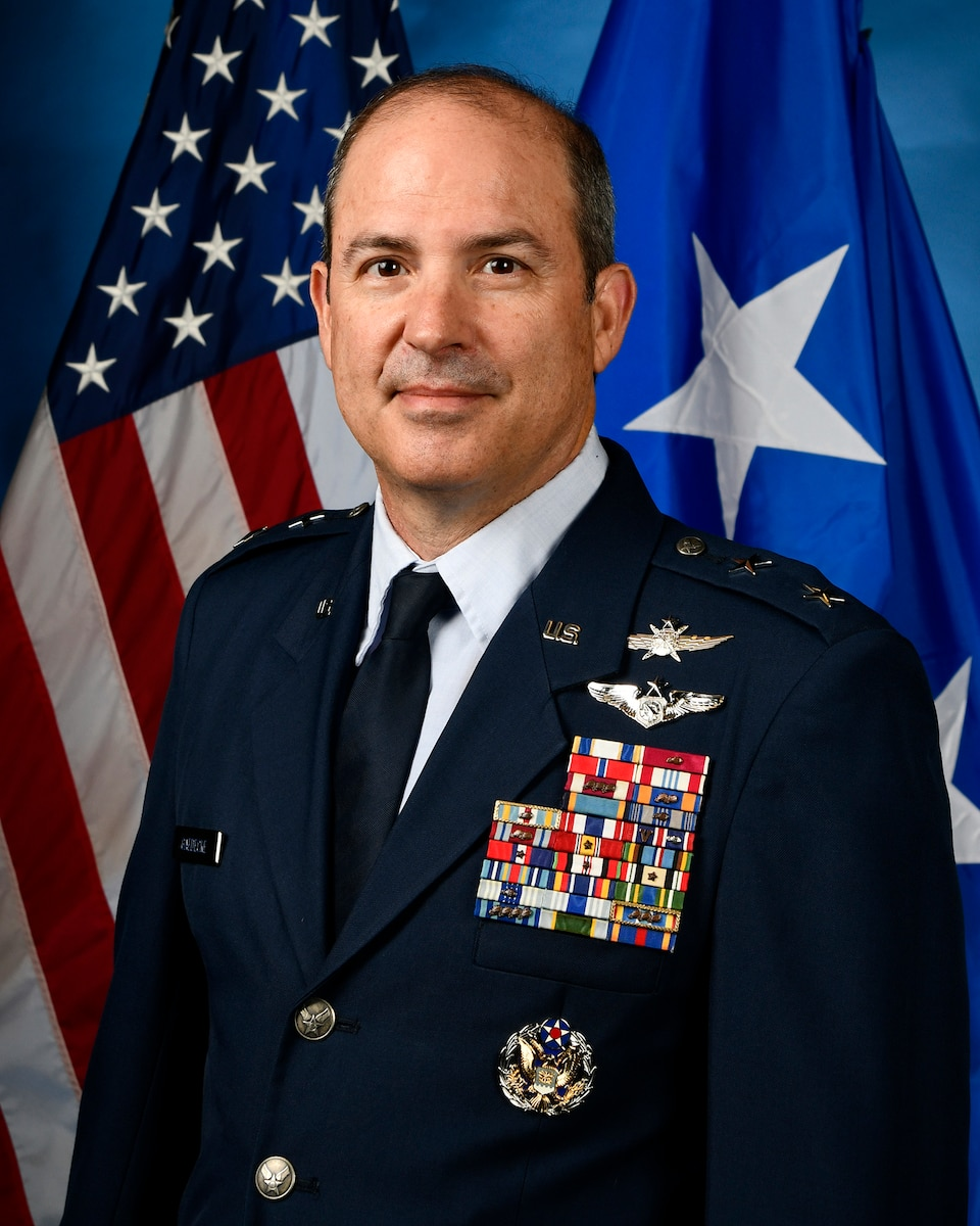 Maj. Gen. Gaedecke Official Photo