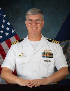 Commander, Pearl Harbor Naval Shipyard & Intermediate Maintenance Facility (PHNSY & IMF), CAPT Jones