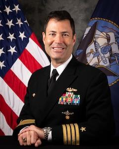 Captain Scott J. McGinnis Commanding Officer, Naval Nuclear Power Training Command