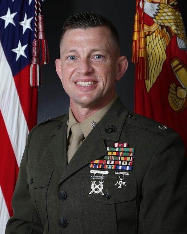 Lieutenant Colonel Brandon E. Cooley