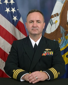 CDR Phil Jones, USN Executive Officer, Naval Nuclear Power Training Command