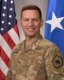 Photo of new commander