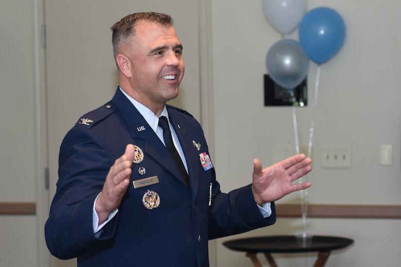 Photo of Colonel Anthony Mastalir