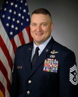 Chief Master Sgt. Joseph A. Stuart
