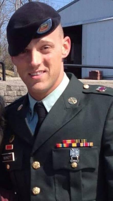 Chief Warrant Officer 2 David Burnett