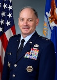 This is the official portrait of Maj. Gen. Michael L. Downs.