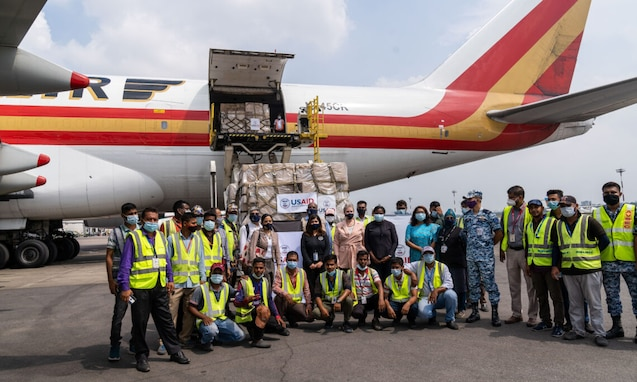 U.S. Delivers a Second Shipment of Emergency Medical Supplies to Bangladesh to Combat Covid-19