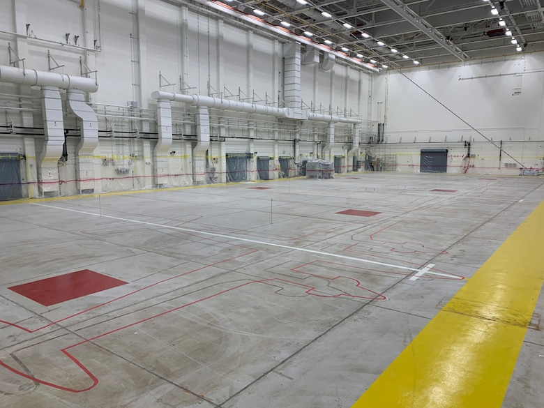 The hangar will house the RC-12 and RC-7 aircraft. The mission of the 3rd MI Battalion is to provide timely combat information and intelligence to the tactical and operational warfighters, through responsive airborne collection, processing, analysis, and reporting.