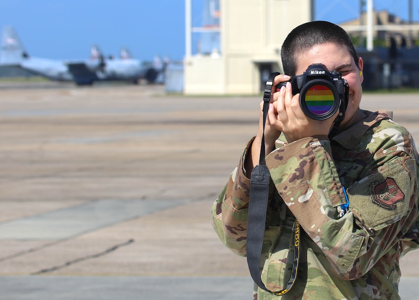 Staff Sgt. Kristen Pittman is a public affairs specialist with the Air Force Reserve 403rd Wing at Keesler Air Force Base, Miss. (Courtesy photo)