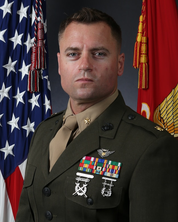 Major Nicholas B. Verta
