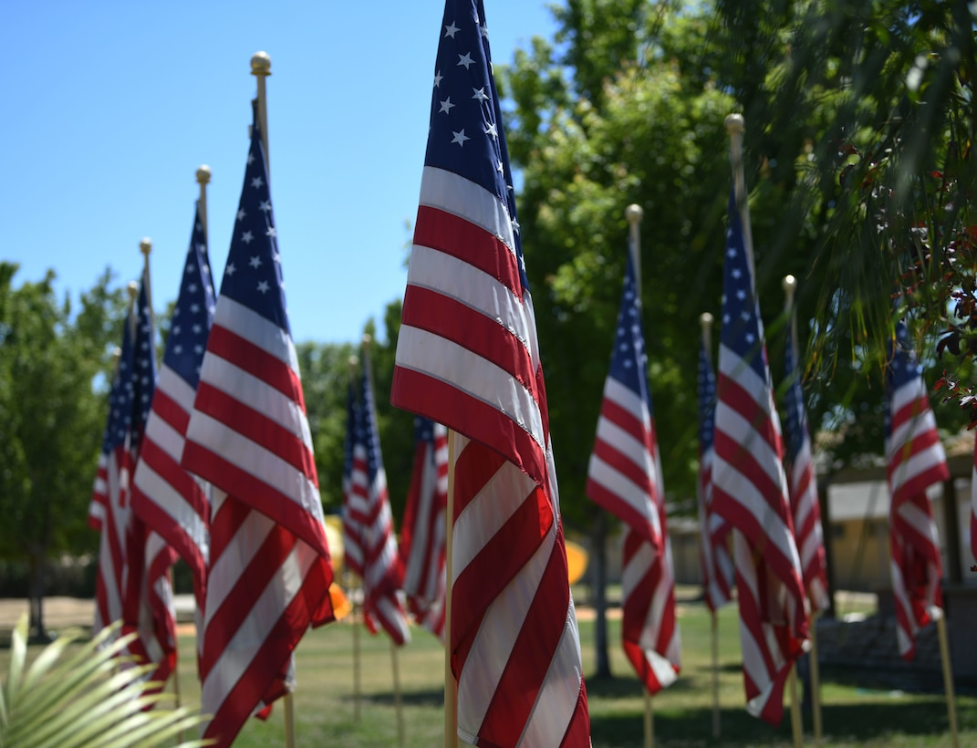 Happy Memorial Day! Today, we honor and remember those who sacrificed their lives keeping our nation safe.