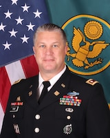 AFSBn-Hawaii Commander LTC Timothy N. Page