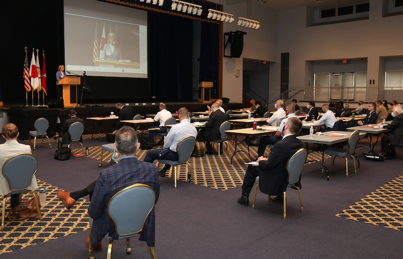 Japan Engineer District wrapped up the second Bilateral Senior Engineer Conference, June 2- 4, after collaborating with their bilateral engineer partners and commanders from various installations throughout the Pacific at Yokota Air Base, Japan.