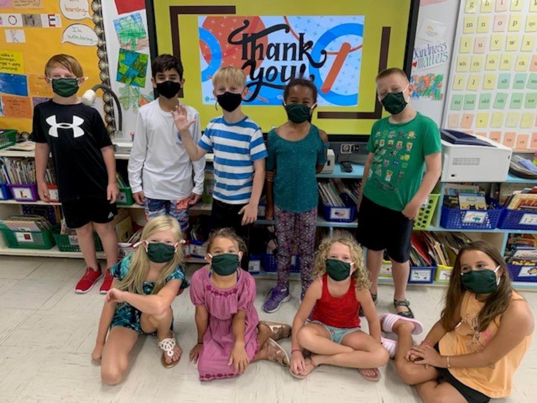 DLA provides masks to St. Croix residents