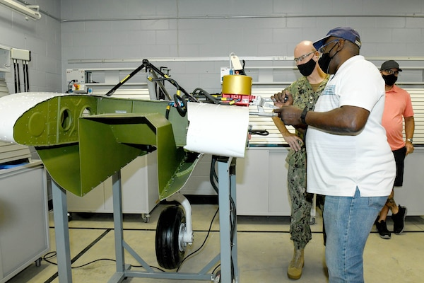 Fleet Readiness Center Southeast Trades Apprenticeship Program