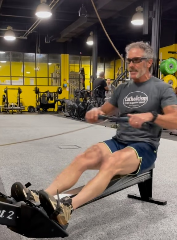 The longest day of the year: Musser to row 24 hours