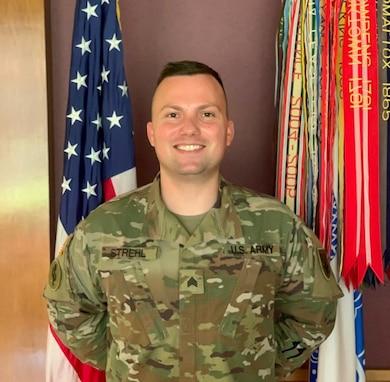 Sgt. Joseph Strehl