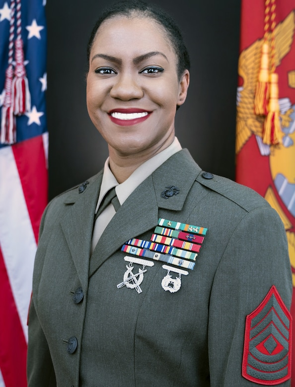 Inspector-Instructor First Sergeant, 4th Civil Affairs Group