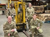Soldiers of the United States Property and Fiscal Office Supply Support Activity, Alaska Army National Guard, pose for a photo Apr. 13, 2021 on Joint Base Elmendorf-Richardson.(Courtesy photo)