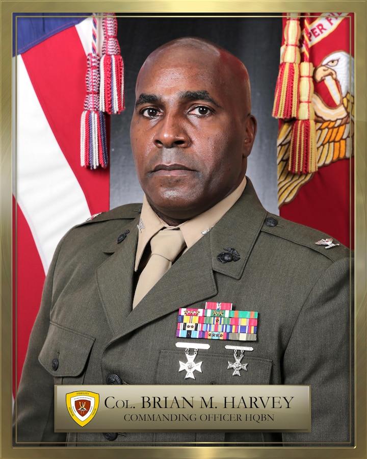 Colonel Harvey Photo