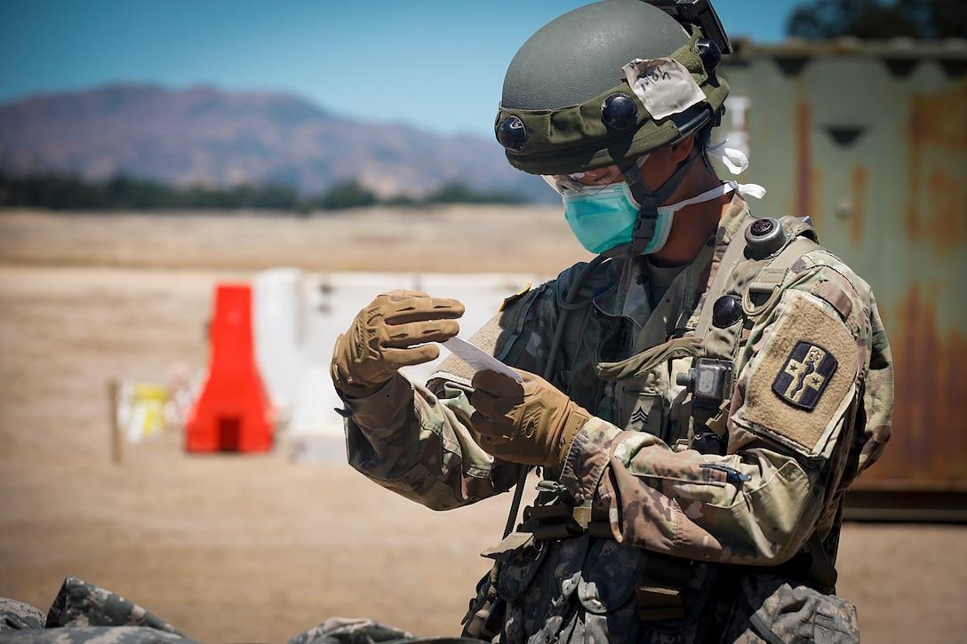 Exercise Global Medic kicks off at Fort Hunter Liggett