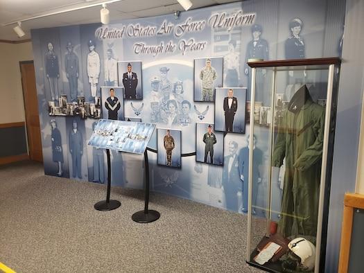 AFMC Uniform Exhibit