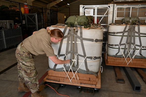 920th LRS gives warfighters logistical edge