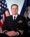 Lieutenant Commander Mark R. Gordon