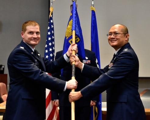 Westover welcomes new 439th Communications Squadron Commander
