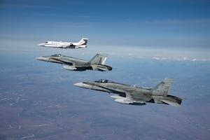 Royal Canadian Air Force CF18 Hornet
