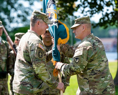 The U.S. Army Sustainment Command welcomed Maj. Gen. Chris Mohan as its new commanding general here June 15.