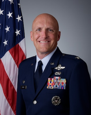 Col. Derek Oakley is the commander of the 28th Operations Group, Ellsworth Air Force Base, South Dakota.
