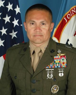 Major General William H. Seely III, USMC, Commandant, JFSC