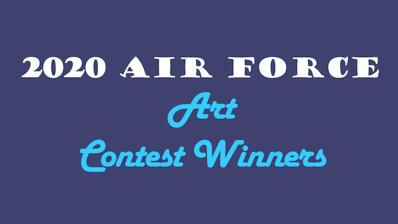 The Air Force Services Center recently announced the winners of the annual Air Force Art Contest.