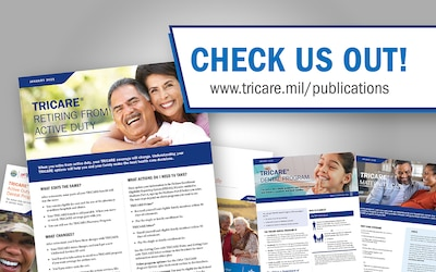 Retiring from Active Duty Brochure