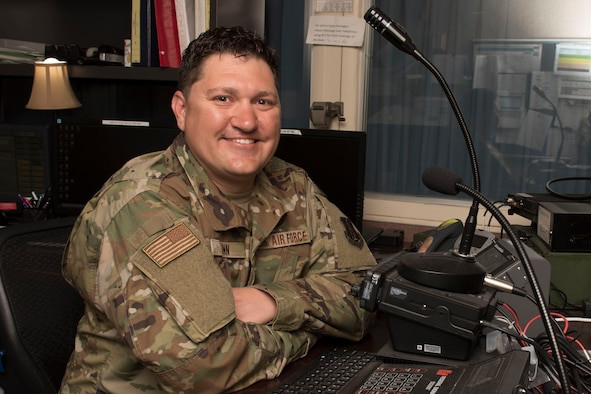 Technical Sgt. Christopher Dunn is a command and control operations specialist for the 167th Airlift Wing and the 167th AW Airman Spotlight for June 2021.