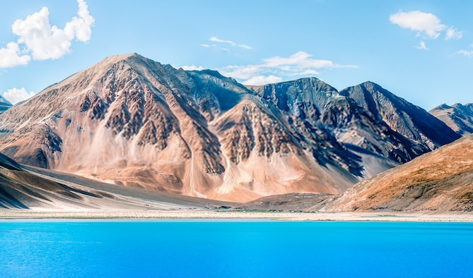 Last year's clashes in Ladakh and ongoing behavior in the region run the risk of escalating tensions along the borders of India and China.