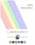 Joint Base San Antonio joins the Department of Defense and the nation in paying tribute to the Lesbian, Gay, Bisexual, Transgender and Queer community during Pride Month.