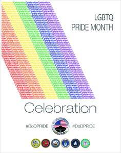 graphic with rainbow