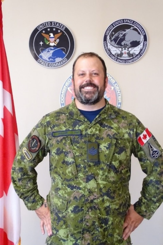 Photo of Royal Canadian Air Force Sergeant Michael Fuller