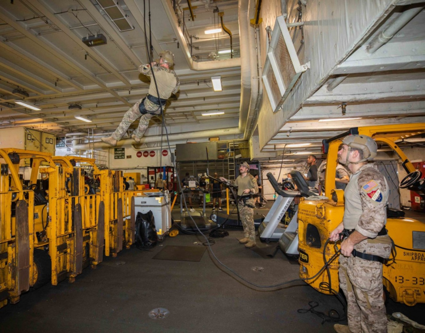 USS Ronald Reagan (CVN 76) Underway Operations