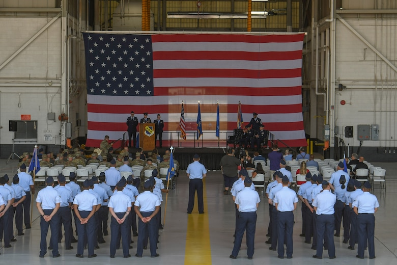 7th BW welcomes new commander