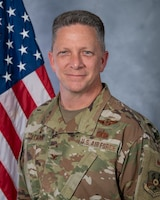 Official photo of 380th Air Expeditionary Wing Vice Commander