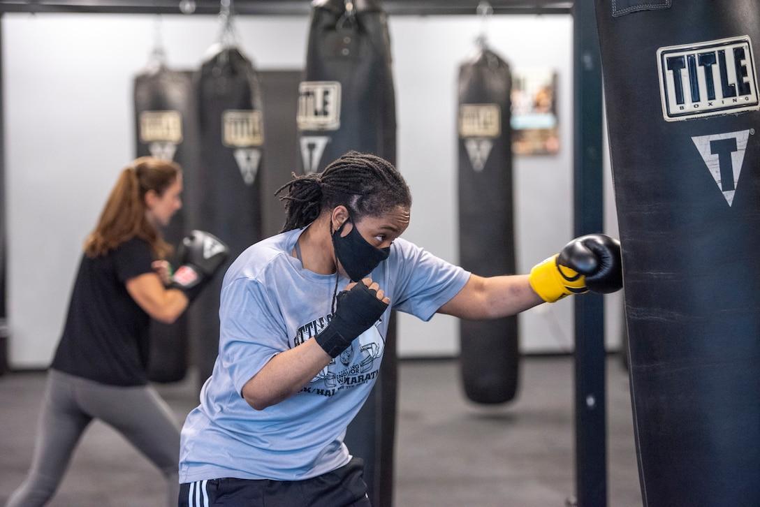 RSM learns boxing skills