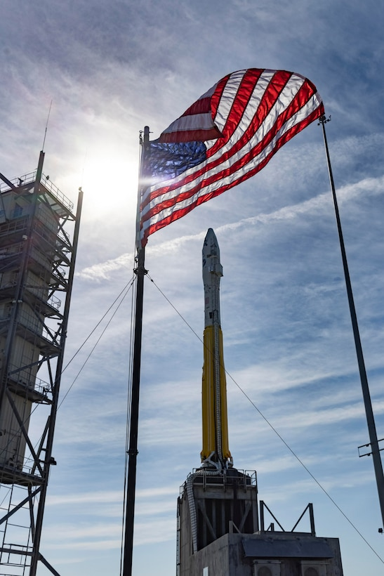NROL-111 Launch