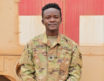 Georgia Guard Soldier returns to Africa for African Lion 21