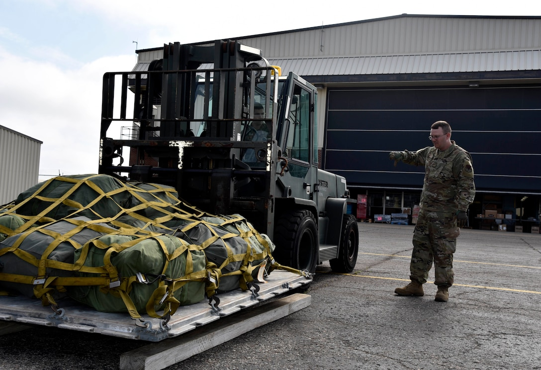 Battle Creek's 110th Wing performs readiness exercise